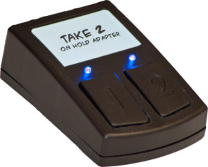 Take 2 Music On Hold Adapter